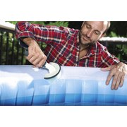 Pool Reinungsset 3-Teilig Lay-Z-Spa 58421 - Gelb/Weiß, MODERN, Kunststoff - Bestway