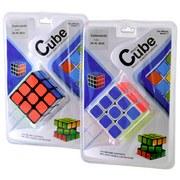 Spielwürfel Cube - Multicolor, Kunststoff (6/6cm)