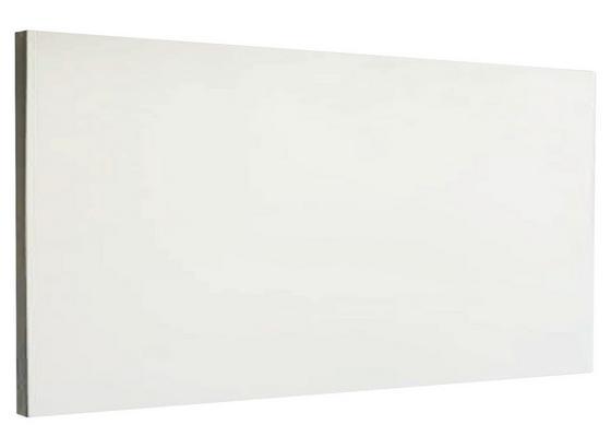 Infrarot-Heizpaneel 720 Watt - Weiß, MODERN, Metall (119,5/59,5/2,2cm)