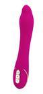 Vibrator Revel Pink 22,cm - Pink, Basics, Kunststoff (2,8-3,9/22,2cm)