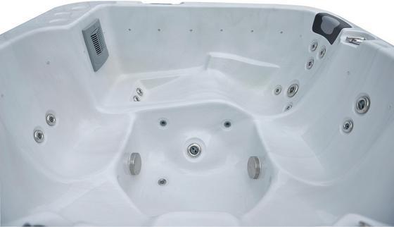 Acryl-Whirlpool für Wellness daheim