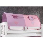 Tunnelset 2er Flieder/rosa - Flieder/Rosa, Design, Textil