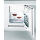 Indesit Einbaukühlschrank mit Gefrierfach In Tsz 1612 - Weiß, MODERN, Metall (59,6/81,5/54,5cm) - INDESIT
