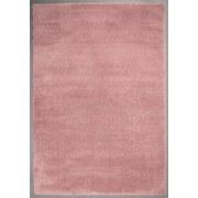 Hochflorteppich Soft, 140/200 - Rosa, MODERN, Textil (140/200cm)