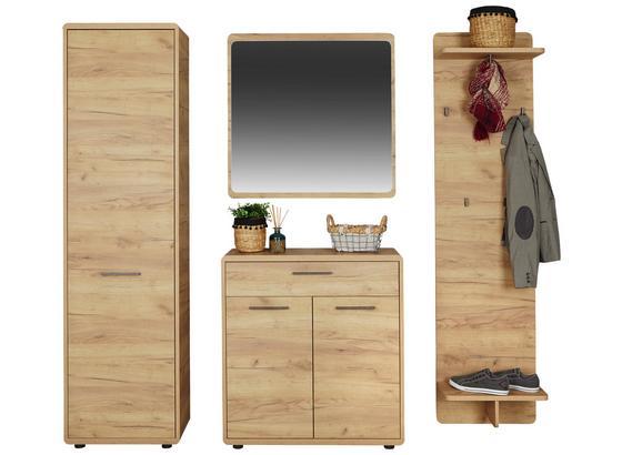 Odporúčaná Kombinácia Skrine Fontana 2 - farby dubu, Moderný, kompozitné drevo (218/198/32cm)