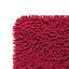 Rohožka Do Kúpeľne Jenny - červená, textil (70/120cm) - Mömax modern living