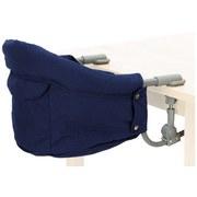 Tischsitz 395-91 - Blau, MODERN, Kunststoff/Metall (37/34/24cm) - Fillikid