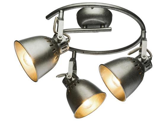 Bodové Svietidlo Ulf - sivá, Moderný, kov (50/21cm) - Premium Living