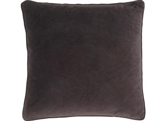 Dekoračný Vankúš Susan -ext- -top- - čierna, textil (60/60cm) - Mömax modern living