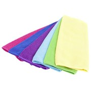 Mikrofasertuch Dusty 6er Pack - Blau/Beere, KONVENTIONELL, Textil (30/30cm) - Homezone