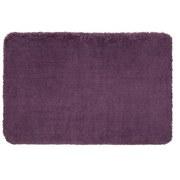 Badematte Asima - Lila, MODERN, Textil (60/90cm) - Luca Bessoni
