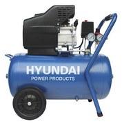Druckluftkompressor AC55802 - Blau, MODERN, Metall (67/37/70cm) - Hyundai