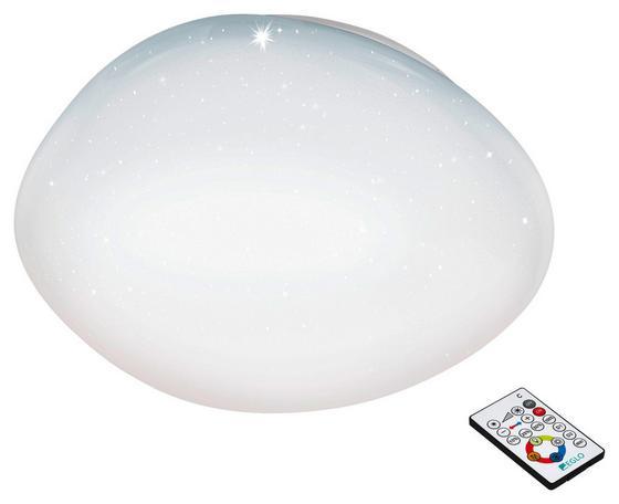 LED-Deckenleuchte Sileras - Weiß, MODERN, Kunststoff/Metall (60/8,5cm)