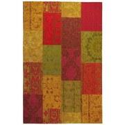 Flachwebeteppich Vintage, 77/150 - Multicolor, MODERN, Textil (77/150cm)