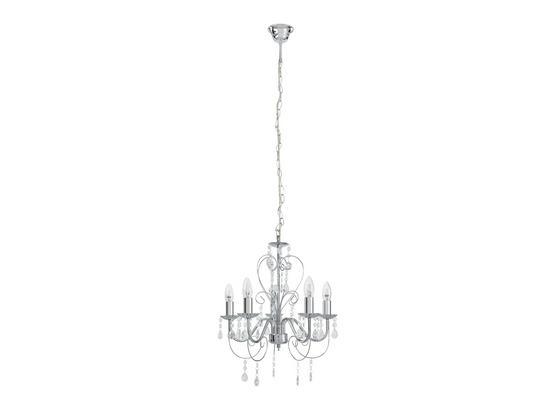 ZÁVESNÁ LAMPA CRISI - Romantický / Vidiecky, kov/plast (44/150cm) - Mömax modern living