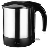 Wasserkocher Comfort Boil - Silberfarben, Basics, Metall (20,4/17,6/23cm)