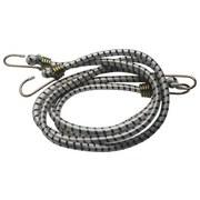 Gepäckspinne Doppelpack - Schwarz/Weiß, KONVENTIONELL, Kunststoff/Metall (120cm)