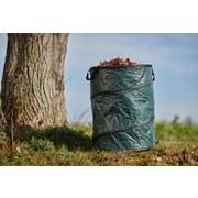 Gartenabfallsack Poppi - Grün, Kunststoff (55cm) - Homezone