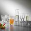 Gläserset Nils - Klar, MODERN, Glas (7,85/13,7cm) - Luca Bessoni