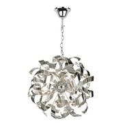 Závesná Lampa Sila - Moderný, umelá hmota/kov (50/120cm) - Premium Living