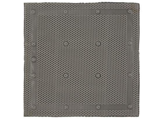 Sprchová Vložka Nelly - šedá/bílá, umělá hmota (52/52cm) - Mömax modern living