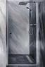 Glas Schwingtür Sanoflex Brava 85-87cm - KONVENTIONELL, Glas (85-87/195cm)