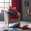 Dekoračný Vankúš Cenový Trhák - ružová, textil (50/50cm) - Based