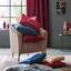 Dekoračný Vankúš Love - bordová, Trend, textil (30/50cm) - Mömax modern living