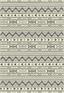 Hladce Tkaný Koberec Kelim 2 - černá/světle šedá, Moderní, textil (120/170cm) - Mömax modern living