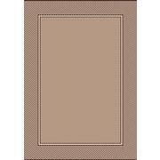 Flachwebeteppich Paul - Braun, Basics, Textil (120/170cm) - Ombra