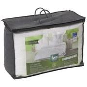 Duo-Decke                                                                                                f.a.n. Essential 140x200cm - Weiß, MODERN, Textil (140/200cm) - FAN