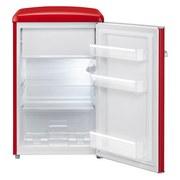 Minikühlschrank Rks 8830 Retro Rot - Rot, Basics, Kunststoff (55/89,5/61,5cm) - Severin