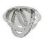 Stropní Led Svítidlo Tyler, Ø 40cm, 18 Watt - čiré/barvy chromu, Konvenční, kov/umělá hmota (40/24,5cm) - Premium Living