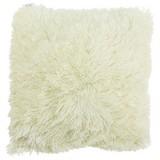 Zierkissen Carina - Weiß, MODERN, Textil (45/45cm) - LUCA BESSONI