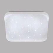 LED-Deckenleuchte Frania-s - Weiß, MODERN, Kunststoff/Metall (22/22/5,5cm)