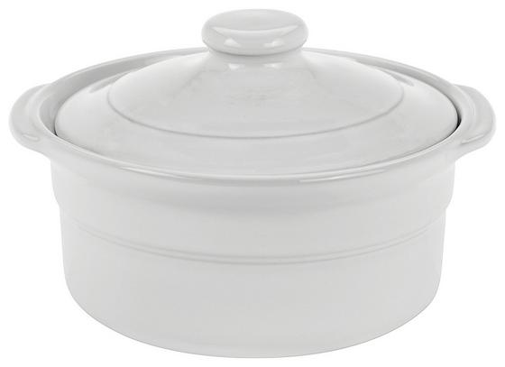 Suppenschale Pauletta - Weiß, MODERN, Keramik (14/6,5cm) - Luca Bessoni