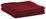 Kuscheldecke Adrian - Bordeaux, KONVENTIONELL, Textil (150/200cm) - Luca Bessoni