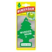 Wunderbaum Grüner Apfel - Grün, KONVENTIONELL (7,5/19/0,4cm)