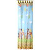 Schlaufenvorhang Winnie The Pooh - Multicolor, LIFESTYLE, Textil (140/250cm) - Disney-LÖSCHEN