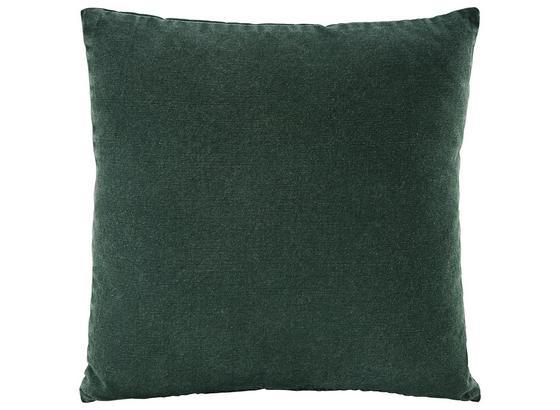 Dekoračný Vankúš Envy - zelená, textil (45/45cm) - Premium Living