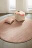Rúno Lea - ružová, textil (60/45cm) - Mömax modern living