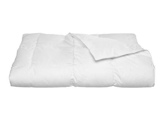 Přikrývka Modern Hřejivá - bílá, textil (135/200cm) - Nadana