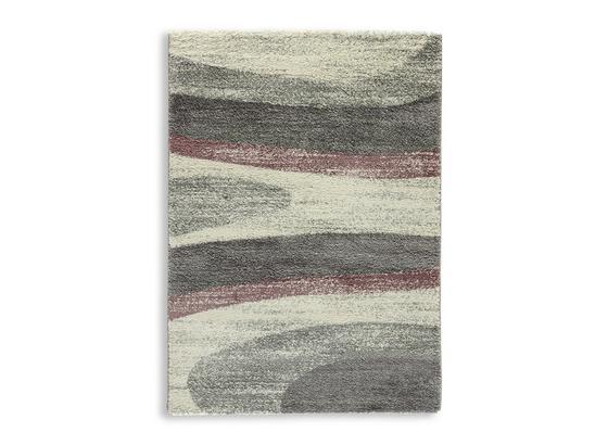 Webteppich Vanja - Grau, MODERN, Textil (80/150cm) - Luca Bessoni