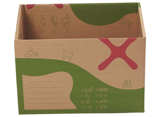 Karton Na Stěhování Dave - vlnitá lepenka (59/39/39,1cm) - Mömax modern living