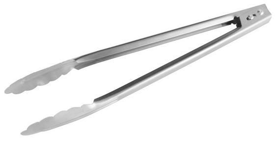 Több Funkciós Konyhai Fogó 41122 - Nemesacél, konvencionális, Fém (30cm)
