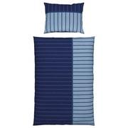Bettwäsche Ariella - Blau, MODERN, Textil - Luca Bessoni