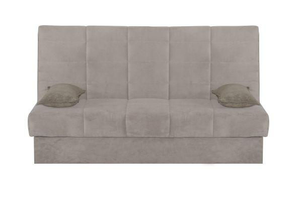 Kanapéágy Granada - bézs/barna, romantikus/Landhaus (160/115/90cm)