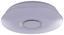 LED-Deckenleuchte mit Bluetooth-lautsprecher - Weiß, MODERN, Kunststoff/Metall (36cm)