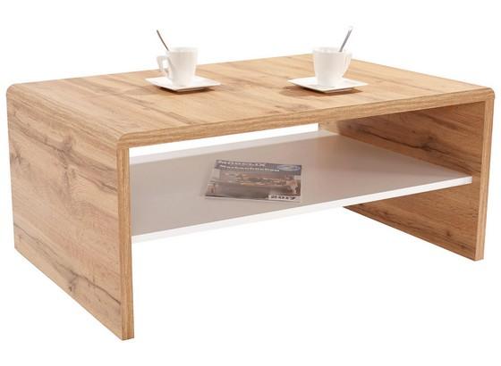 couchtisch mit gro er ablage cala luna in wotan eiche dekor online kaufen m belix. Black Bedroom Furniture Sets. Home Design Ideas