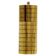 Pfeffermühle Acacia - Akaziefarben, MODERN, Holz/Keramik (6,5/17,2cm) - Collini